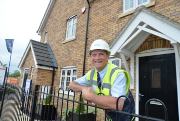 Building site manager near Bedford wins eight awards in six years
