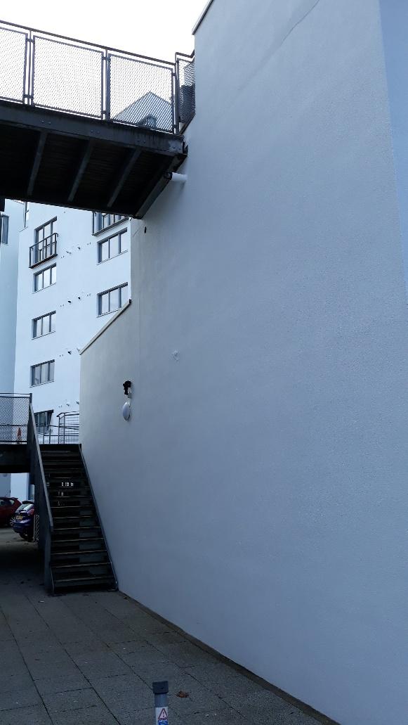 Sandtex transforms Glasgow Green flagship apartments
