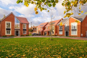 St. Modwen Homes breaks through 1,000-home mark with 25% volume growth