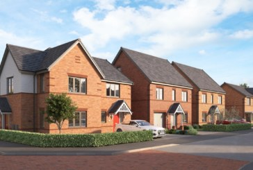 Doncaster set for 143 new homes with £34m development