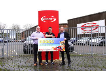 Grant UK's 2019 'Big G1 Giveaway' a success in second year
