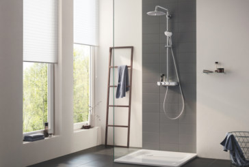 GROHE kicks off new year with shower cashback promotion