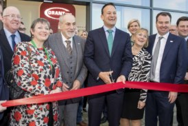 Grant Engineering unveils brand new facilities at manufacturing HQ in Co Offaly