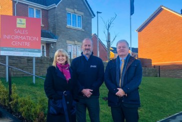Llanmoor Homes and Pobl Group renew partnership