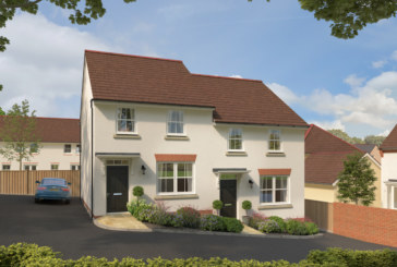 New show homes set to open at Barnstaple development