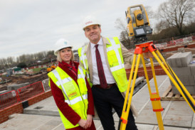 Lovell Partnerships and Latimer announce a strategic joint venture in the North West