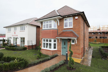 Take a sneak peek inside these new homes in Rugby
