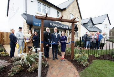 Halton Grange show home attracts over 100 visitors over launch weekend