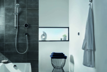 Aqualisa's new Smart Quartz Collection