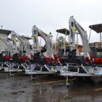 S&R Construction | Fleet on the ground