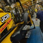 JCB stops production as global demand for machines reduces
