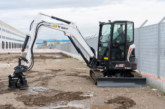 JR Green Build & Bobcat | At full tilt