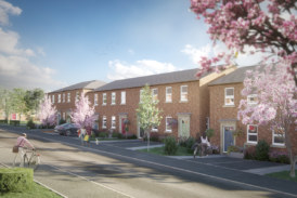 First 40 homes sold in one day for historic Nightingale Quarter