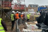 JG Hale Construction welcomes school pupils to its Radyr building site