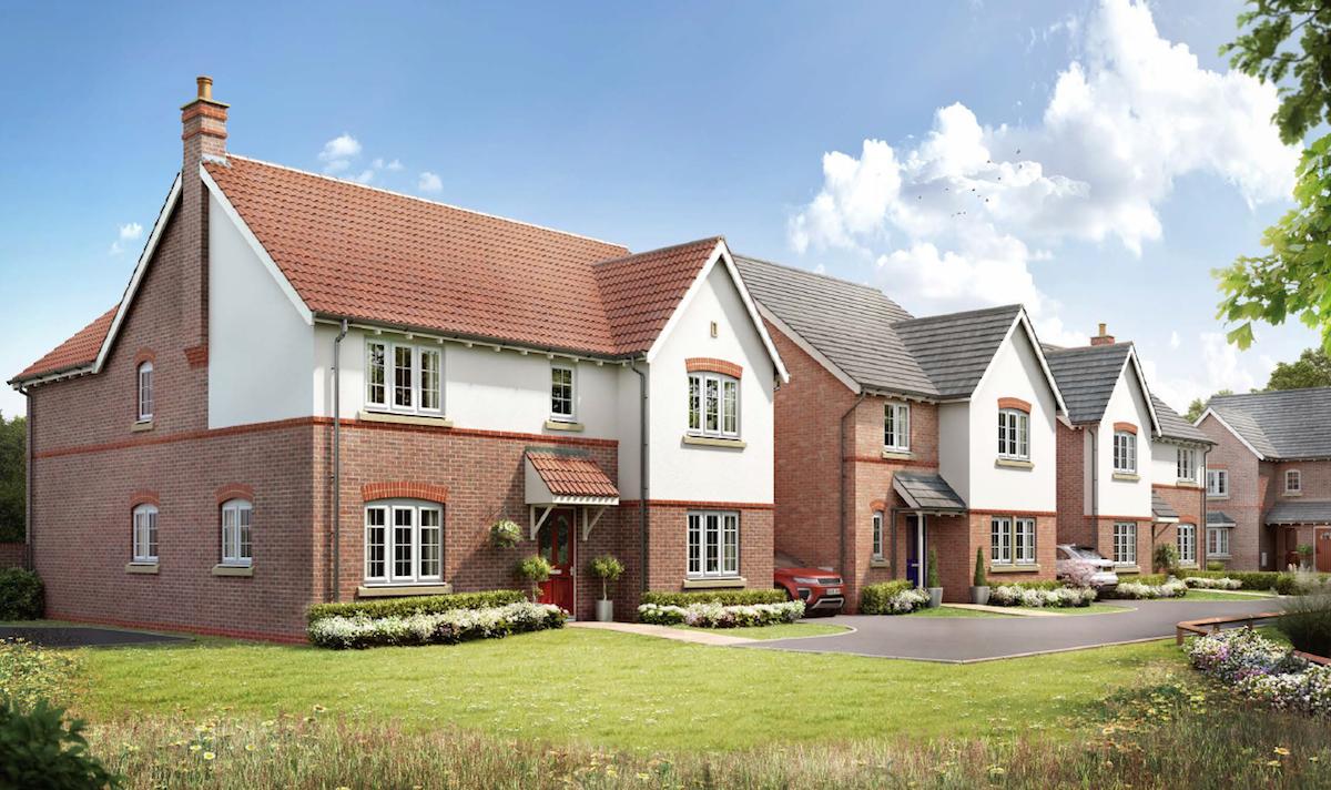 Crest Nicholson to launch new development in Kegworth