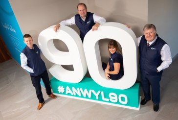 Anwyl to give £90 to charity for every new home sold this year