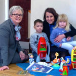 Peveril Homes goes top of the class after making generous donation to local pre-school