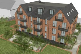 Redsky Homes granted permission to build much needed new homes in High Wycombe