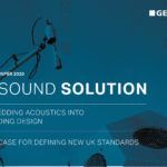 Geberit calls for radical rethink of acoustic regulations as it launches new White Paper