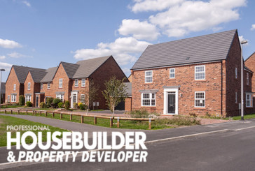 £100m 'Housing Growth Partnership' to boost SME housebuilders