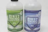 HMG Paints producing hand sanitiser