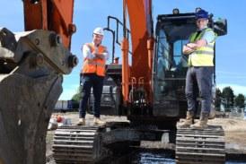 Hayfield commences construction on £28m development in Woburn Sands