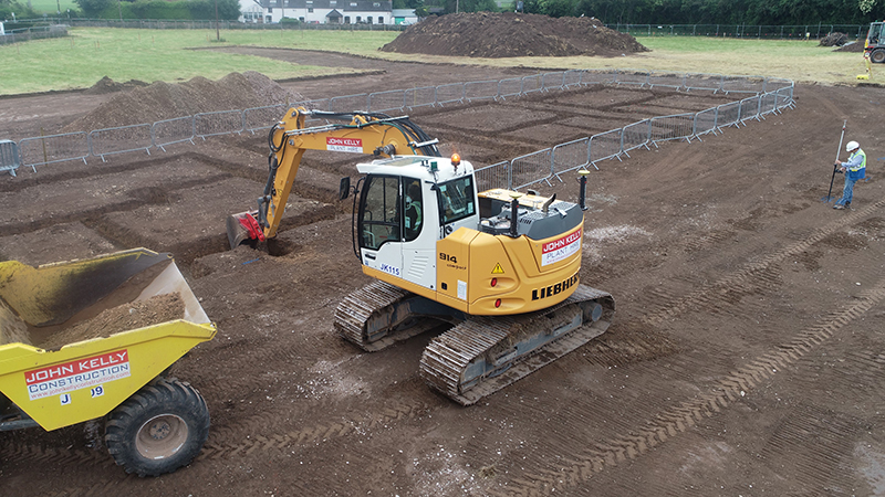 Construction starts on Macbryde Homes site in Denbigh