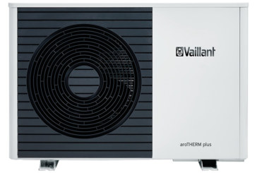 Vaillant introduces aroTHERM heat pump