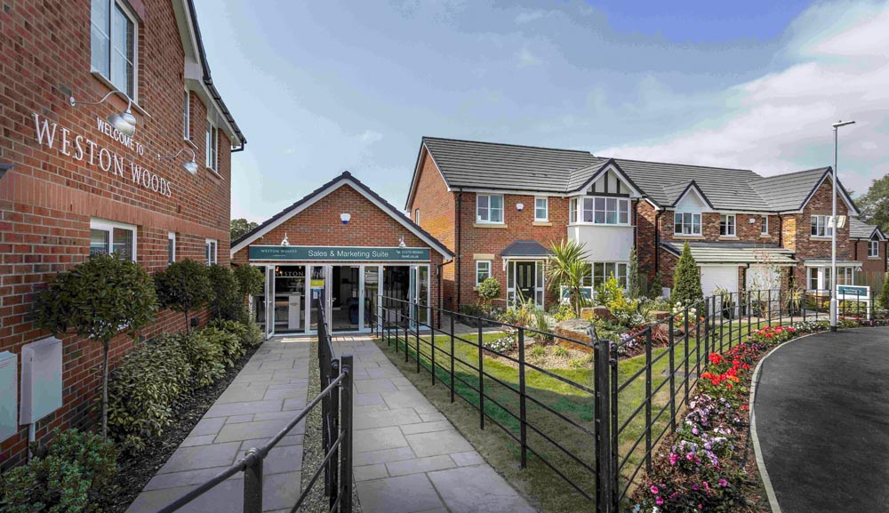 Interest mounts at Cheshire development