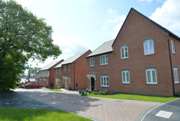 Work progressing well on new homes in Hatton