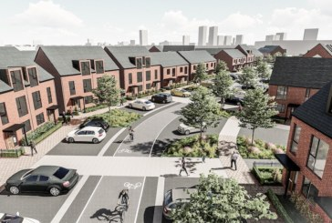 Lovell Together JV submits planning for its first regeneration project