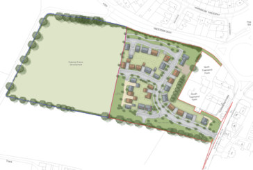 Planning application submitted for 50 homes in Melksham, West Wiltshire