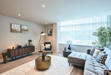 Luxury Bracknell apartments completed four months early