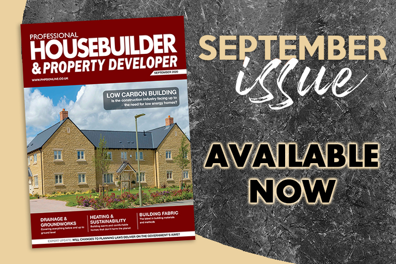 PHPD September 2020 issue available to read online