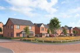 Work underway on 175 new homes at £60m Avant Homes development in Ruddington