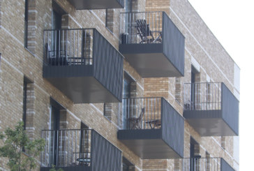 Product Focus | Glide-on balconies by Sapphire