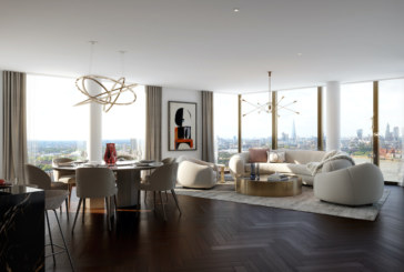 Rockwell unveils elegant living with launch of Vetro, Canary Wharf