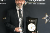 Kingdom Housing Association wins prestigious Green Award