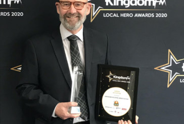 Kingdom Housing Association wins prestigious Green Award
