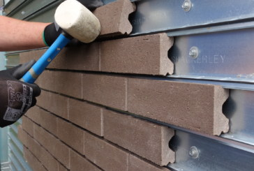 Shackerley launches BrickClad Brick Systems