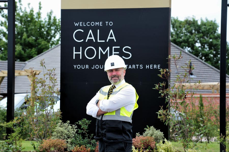 CALA Homes' project manager wins twice in a row