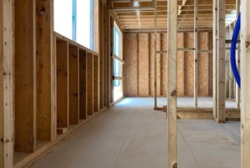 """Building in wet weather? Use CaberShieldPlus and you can """"fit and forget"""" says Cartwood UK."""