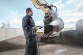 Karcher: Cleaning up in Construction