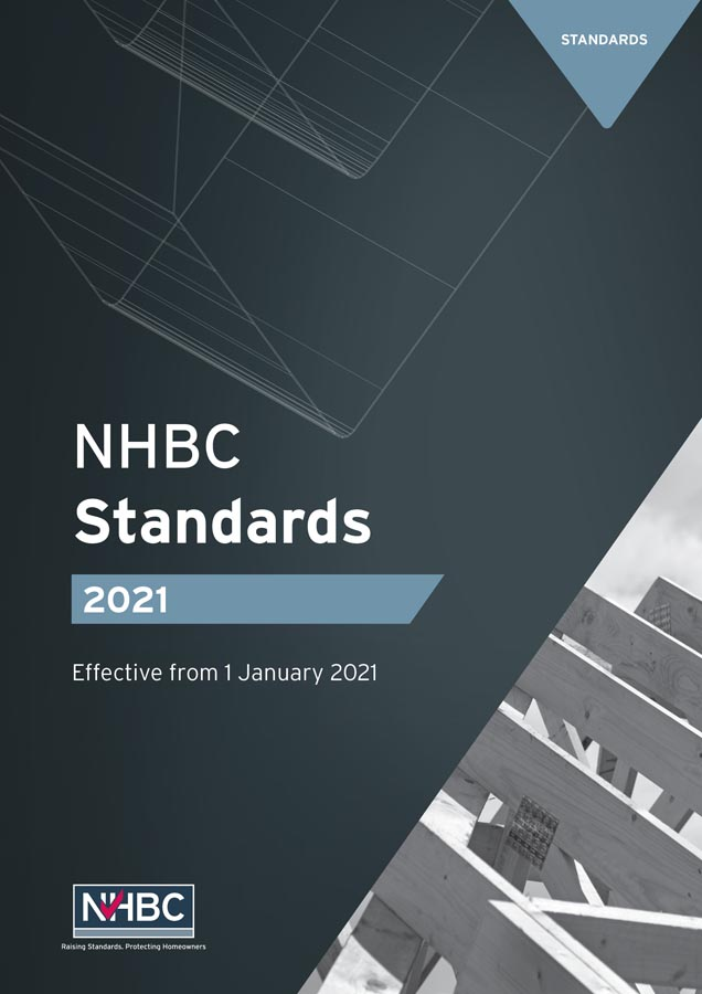 NHBC launches new 2021 Standards for UK housebuilders