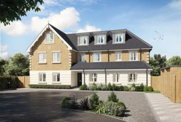 Luxury town centre apartments launching at Shanly Homes' Drake Lodge