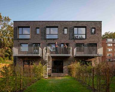 InsideOut complete milestone residential development of 22 units in Tulse Hill, London
