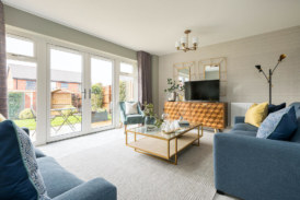 New showhomes open to the public at Wavendon Chase