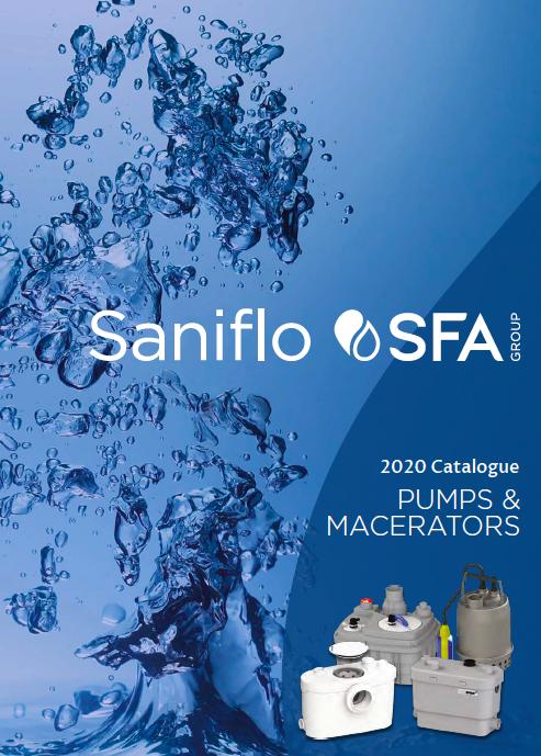 Saniflo launches new catalogue