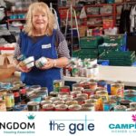 Kingdom and Campion spread festive cheer in Alloa
