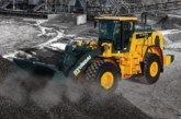 Hyundai Construction Equipment Europe introduces the HL975A CVT wheel loader